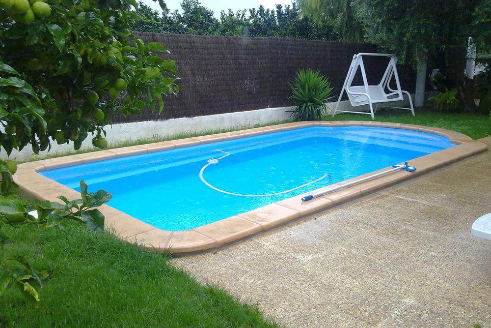 Piscinas Prefabricadas De Poliester Y Fibra D D Pools